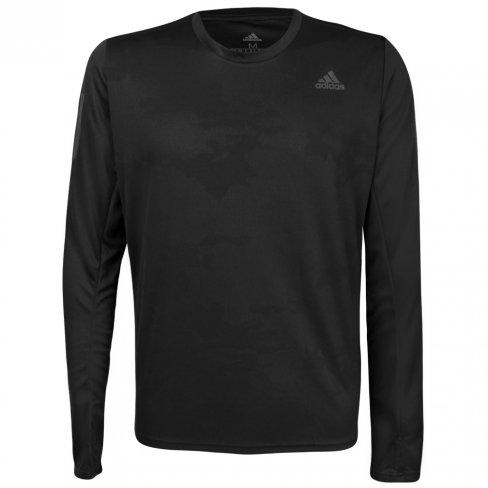 d84fbc43ea Camiseta Adidas Masculina Response CE7289 - Preto - Botoli Esportes ...