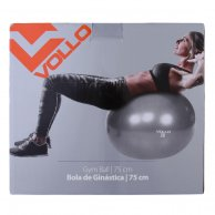 Bola Vollo Gym Ball com Bomba 75 cm