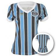 Camisa Umbro Feminina Grêmio Retrô 1983