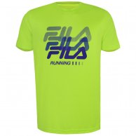 Camiseta Fila Masculina Basic Run Print