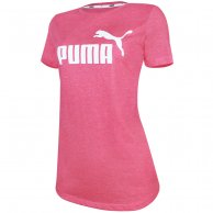 Camiseta Puma Feminina Essentials Heather