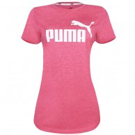 Imagem - Camiseta Puma Feminina Essentials Heather