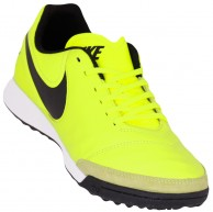 Chuteira Nike Society TiempoX Genio II Leather