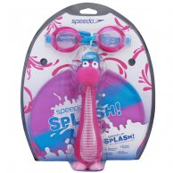 Kit Speedo 4 em 1 Splash