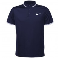 Polo Nike Masculina Court Dry Solid