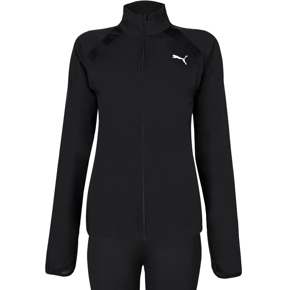 ea7588141d0 Agasalho Puma Feminino Yoga Inspired Suit 854099-01 - Preto - Botoli ...