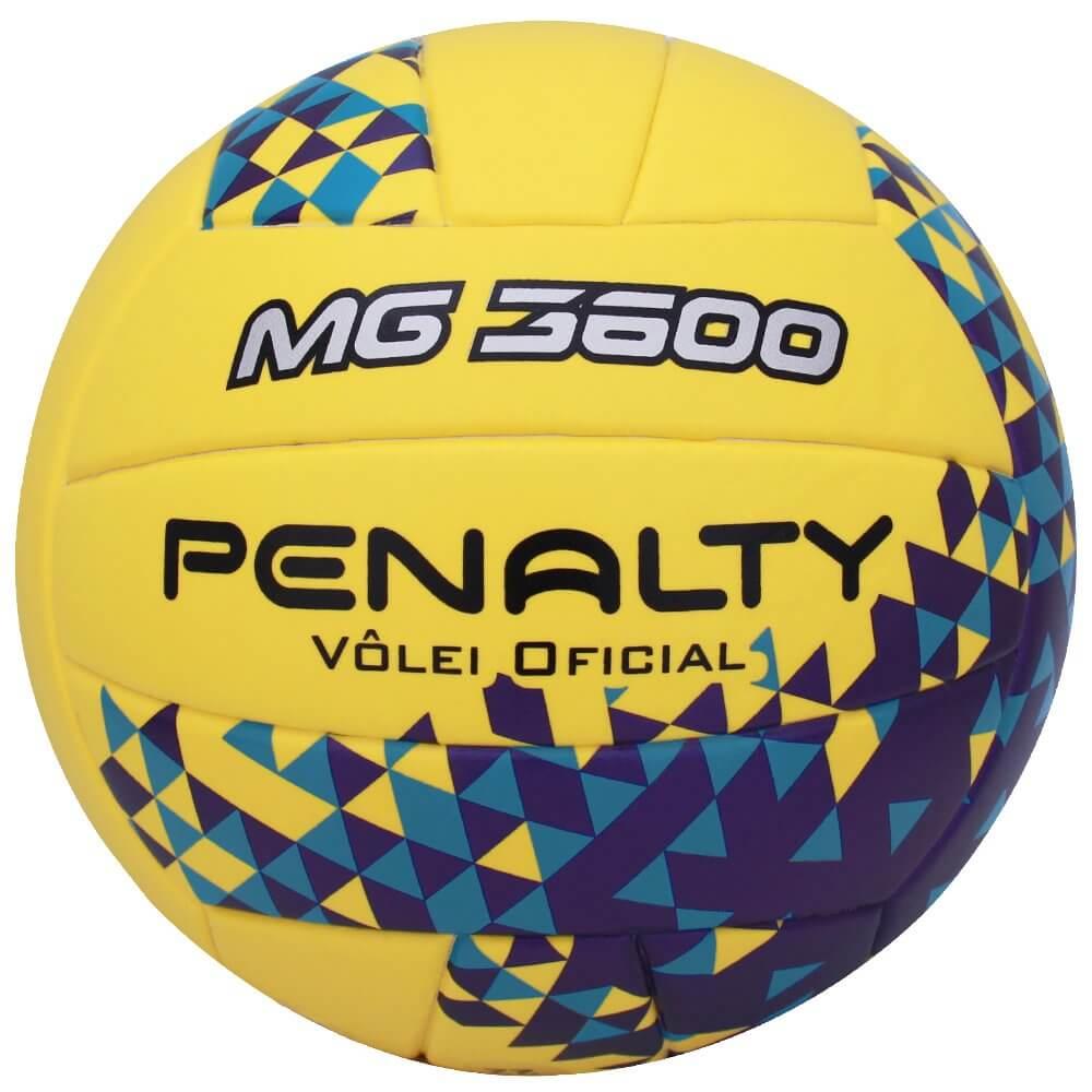 Bola Penalty Vôlei MG 3600 Fusion VIII 4e9c8b62634b1