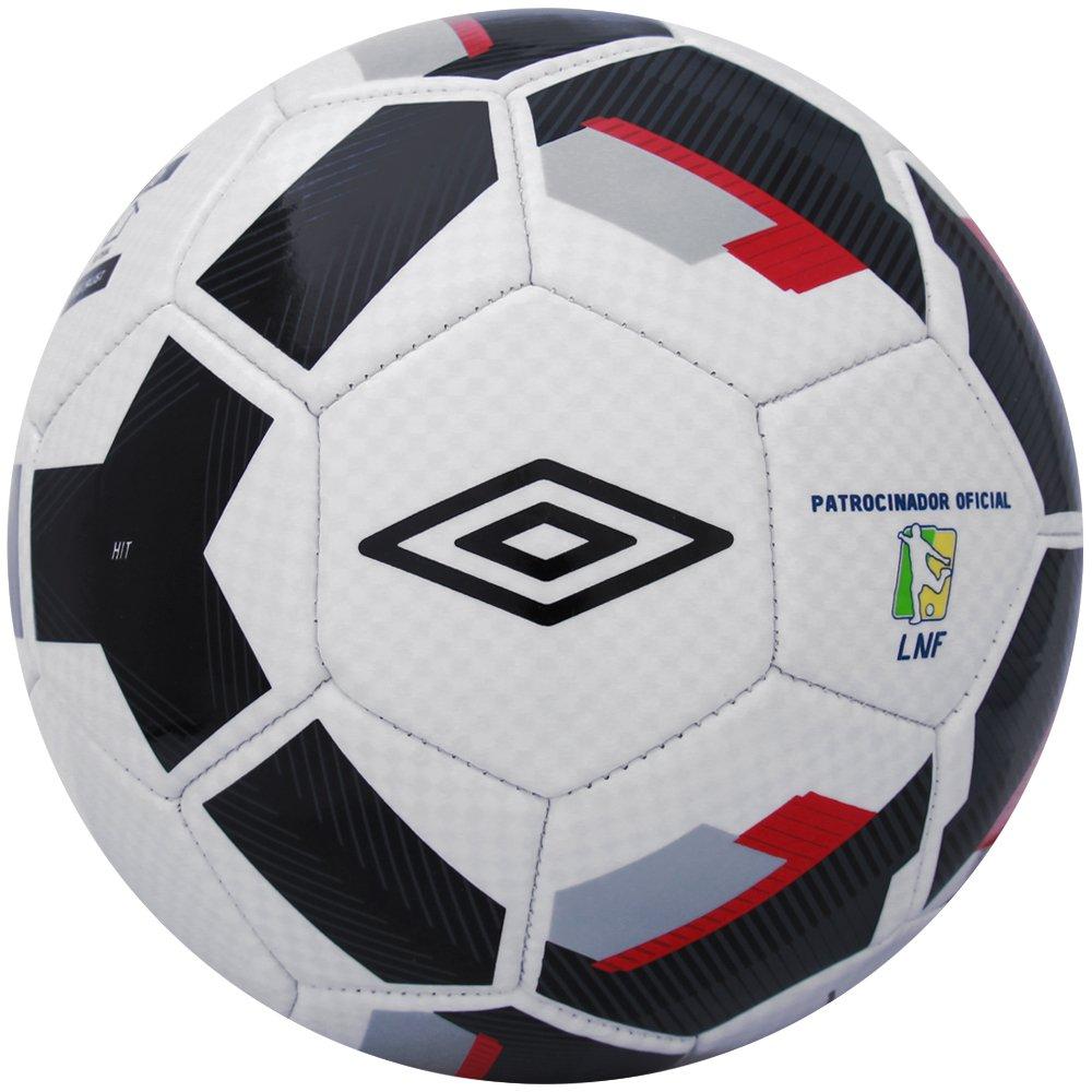 dd4d3da88 Bola Umbro Futsal Hit Supporter 828264 - Branco Preto - Botoli ...