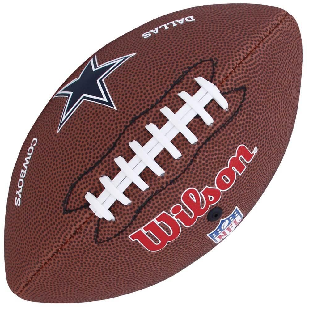 a17bbd88e2 Bola Wilson Futebol Americano NFL Dallas Cowboys WTF1540XBDL ...
