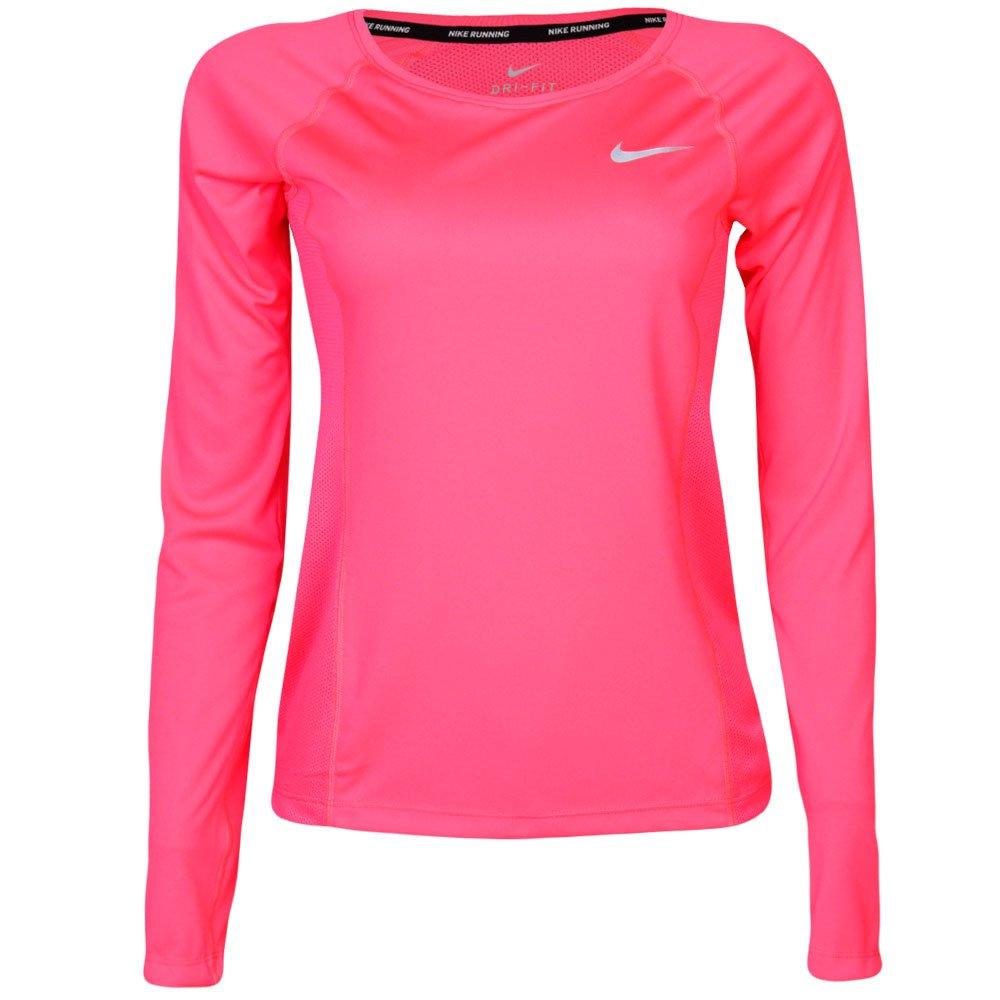 ed52e4fe907f2 Camiseta Nike Feminina Dry Miler