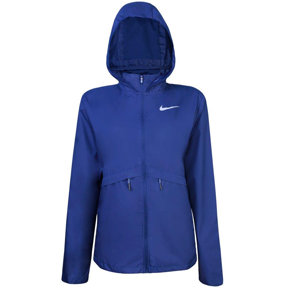 f276a59b22 Jaqueta Nike Feminina Essentials 933466-492 - Marinho - Botoli ...