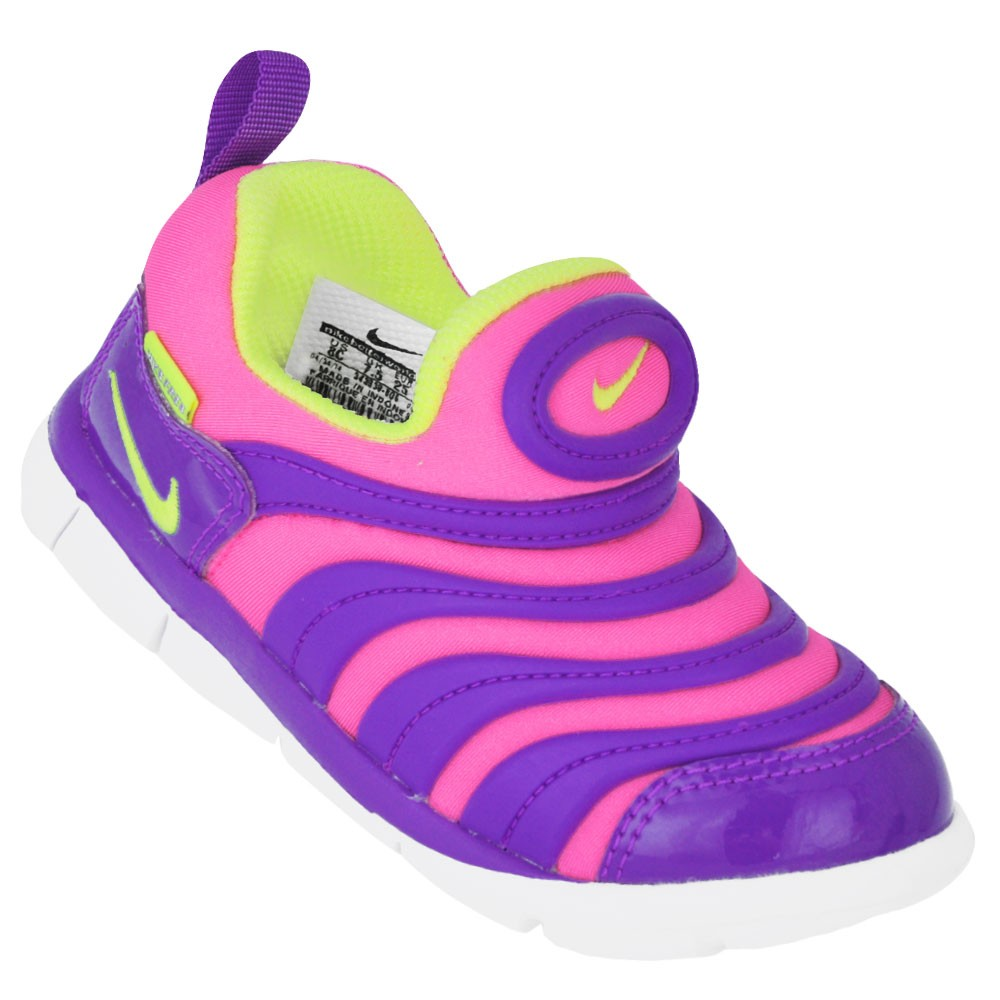 calzado nike dynamo free td infantil